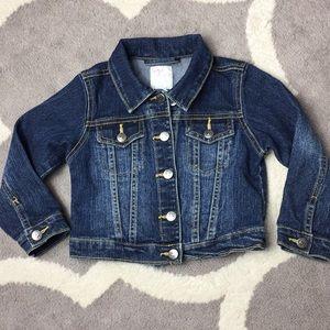 Children's Place jean jacket 3T